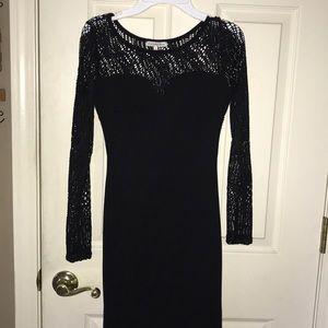 Short Charlotte Russe Long Sleeved Dress